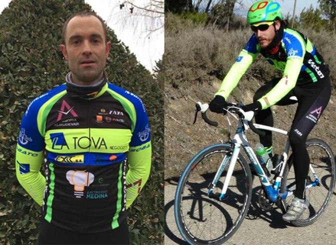 Dos nuevos corredores, Javier Vidorreta y Gorka Urtizberea